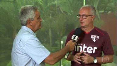 Dorival Junior avalia pré-temporada e fala dos planos do São Paulo para 2018 - Dorival Junior avalia pré-temporada e fala dos planos do São Paulo para 2018