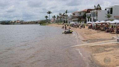 Lago de Boa Esperança se torna opção para se sentir no litoral no Sul de MG - Lago de Boa Esperança se torna opção para se sentir no litoral no Sul de MG