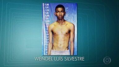 Principal suspeito da morte de delegado já tinha sido preso por tráfico - O principal suspeito é Wendel Luís Silvestre, de 21 anos, que teria agido com outros quatro bandidos.