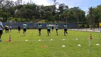 Árbitros e auxilares se dedicam à pré-temporada antes do Campeonato Mineiro começar - Árbitros e auxiliares se dedicam à pré-temporada antes do Campeonato Mineiro começar