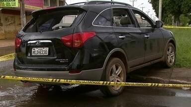 Ceilândia tem fim de semana violento - A Redação Móvel está no local para averiguar três crimes muito parecidos que aconteceram na cidade.