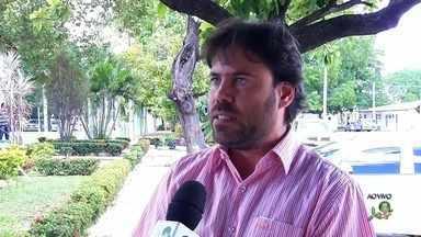 Chuvas ajudam no abastecimento de poços profundos em Juazeiro do Norte - Mais informações e outros vídeos no g1.com.br/ce.
