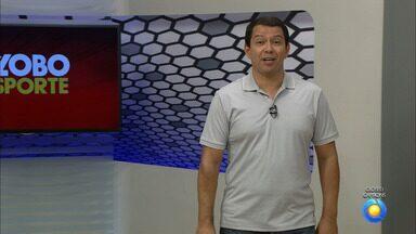 Confira na íntegra o Globo Esporte desta segunda-feira (15.01.18) - Kako Marques apresenta os principais destaques do esporte paraibano no fim de semana.