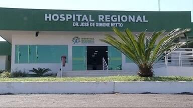 Funcionários do HR de Ponta Porã reclamam de salários atrasados - Hospital atende oito municípios de Mato Grosso do Sul.
