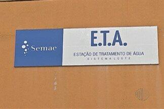 Semae realiza manutenção em adutora nesta terça-feira - A partir das 9h, uma faixa da avenida João XXIII será interditada no sentido centro.