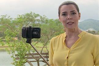 O que você espera do Brasil nos próximos anos? Conte pra gente! - Marilucy Cardoso mostra como você pode gravar um vídeo para mostrar o que melhor representa a sua cidade.