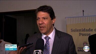 Haddad é indiciado por caixa 2 em desdobramento da Lava Jato - A Polícia Federal indiciou o ex-prefeito de SP pelo crime de caixa 2 na campanha eleitoral de 2012.