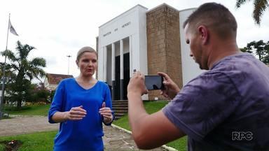 O que você espera para o futuro do Brasil? Grave um vídeo e mande pra gente! - A Ana Zimmerman mostra o que fazer para que seu vídeo represente a sua cidade.