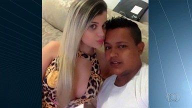 Mãe de jovem morta a tiros em Goiânia fala de dor por perder filha: 'Nunca vai cicatrizar' - Ela lamenta assassinados e pede que autores do crime sejam punidos. Jovem e marido foram mortos com quase 30 disparos, em Goiânia.