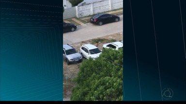 JPB2JP: Mulher grita e impede que carro seja arrombado em João Pessoa - Crime evitado no Bessa.
