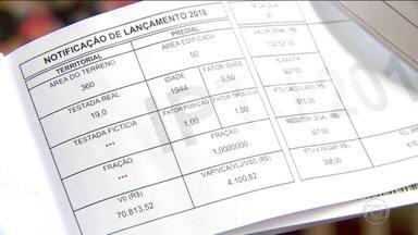 IPTU fica mais caro em várias cidades do país - Em alguns casos, o aumento ficou bem acima da inflação e pesou no orçamento dos brasileiros.