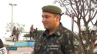 Alistamento militar obrigatório pode ser feito online - Saiba mais em g1.com.br/ce