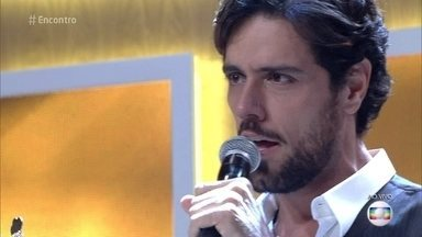 Thiago Arancam canta 'My Way' - Tenor brasileiro interpreta clássico