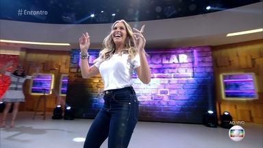 Carla Diaz e Bruno Cabrerizo arrasam no 'Bora Rebolar' - Atriz relembra novela 'O Clone' e mostra que ainda sabe fazer a dança do ventre