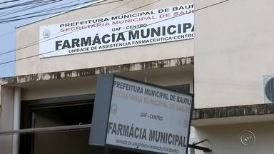 Moradores de Bauru têm dificuldades para encontrar medicamentos nas farmácias - Os moradores de Bauru não estão encontrando uma série de remédios nas farmácias do município. O problema vai desde remédios mais simples de uso diário, até alguns que são fundamentais para o controle de doenças como a diabetes.