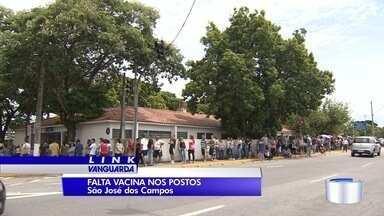 Quem foi atrás de vacina contra febre amarela nos postos não encontrou - São José não recebeu novas doses.