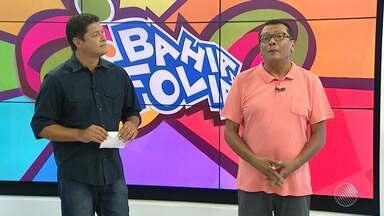 Bahia Folia: Jony Torres e Marrom falam sobre as novidades do carnaval - Confira os detalhes da festa.