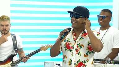 Márcio Victor é o convidado do Bahia Meio Dia desta quarta-feira (17) - Artista fala sobre sua aposta do carnaval, a música 'polpa da bunda'.