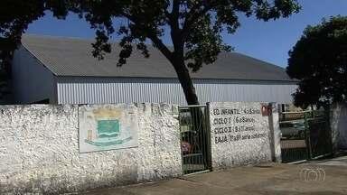 Escola municipal é assaltada em Goiânia - Professores e funcionários foram roubados.