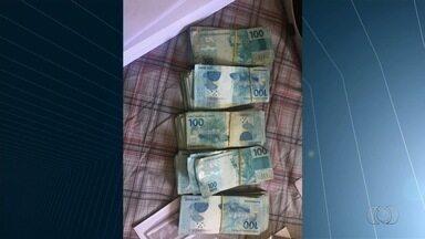 Preso suspeito de aplicar golpe prometendo multiplicar dinheiro usando caixa, e Goiânia - Em uma das ações, ele teria ficado com R$ 280 mil de uma das vítimas.
