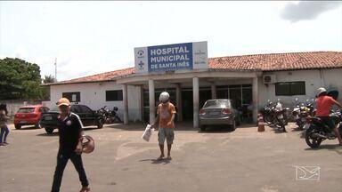 População encontra dificuldades para realizar exames em hospital de Santa Inês - O exame de ultrassonografia é um dos mais procurados, mas quem vai à Central de Marcação de Consultas é informado que esse exame não é feito no município.