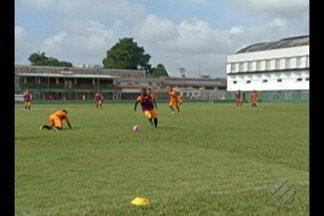 Remo se prepara para enfrentar o Independente em Tucuruí-PA - Gramado do Estádio Navegantão está reformado. Ney da Matta faz mudanças no time titular