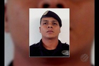 Cabo da PM, morre após ser baleado durante um treinamento - Os tiros que atingiram a vítima vieram de uma submetralhadora capaz de fazer 800 disparos por minuto.