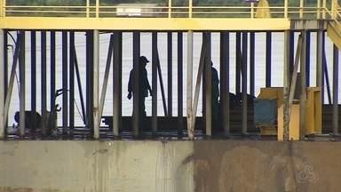 Reforma do Porto Cai N'Água inicia no terminal hidroviário de Porto Velho - Reforma é exigência da Marinha do Brasil.