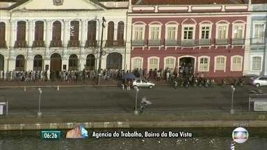 Confira as vagas de trabalho que estão sendo oferecidas no Recife - De acordo com agência, há oportunidades para várias áreas
