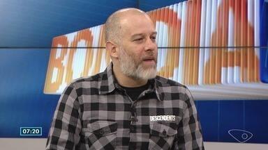 Editor de A Gazeta fala sobre os destaques do cinema no ES - Ele falou dos filmes que estrearam no estado.