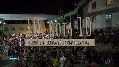 Em movimento faz programa especial sobre a preparação para o carnaval de Vitória - Programa é exibido às 14h na TV Gazeta.