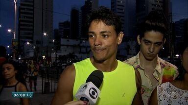 Cresce o número de furtos e assaltos nas festas de pré-carnaval - Saiba mais em g1.com.br/ce