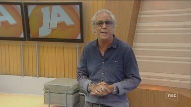 Confira o quadro de Cacau Menezes desta segunda-feira (29) - Confira o quadro de Cacau Menezes desta segunda-feira (29)