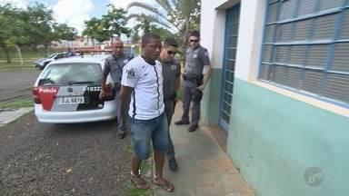 Homem é preso suspeito de matar companheira em Engenheiro Coelho - Vítima de 47 anos foi baleada duas vezes dentro de casa, segundo a PM.