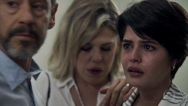 Natanael morre - Adriana culpa Elizabeth