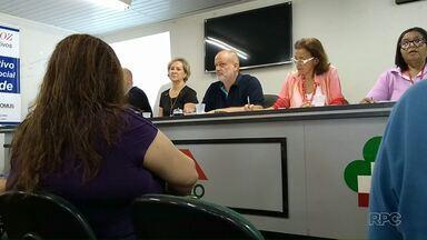 Secretária de Saúde de Foz, Inês Weizmann, comenta sobre depoimento para a Polícia Federal - Depoimento será na tarde desta quinta-feira (1º).