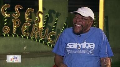 Unidos do Peruche traz Martinho da Vila para o Anhembi - Escola de samba da Zona Norte de São Paulo faz homenagem ao sambista, no ano em que ele completa 80 anos.