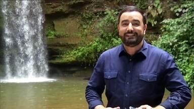 Grave o seu vídeo dizendo o que esperar sobre o futuro do Brasil - O repórter Cassiano Rolim foi ao Distrito de Taquaruçu, em Palmas, Tocantins, e de lá mostra como fazer um vídeo que represente a sua cidade.