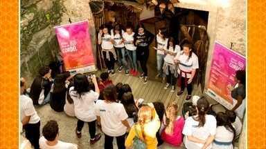 A importância da sustentabilidade se aprende brincado - Crianças e adolescentes têm aulas de ecologia no Rio de Janeiro