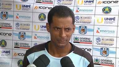 Após semana livre, CSP espera engrenar de vez no Campeonato Paraibano - Tigre comemora tempo para treinar e espera entrar no G-3 com vitória sobre o Sousa