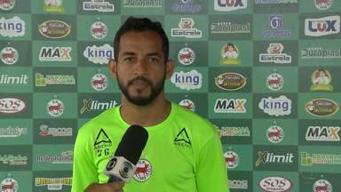 Serrano espera voltar a vencer no Campeonato Paraibano para não complicar classificação - Lobo da Serra encara o Botafogo-PB para se manter entre os primeiros colocados do Grupo B