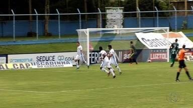 Os gols de Aparecidense 5x0 Rio Verde pelo Goianão - Camaleão goleia antes de enfrentar o Botafogo pela Copa do Brasil