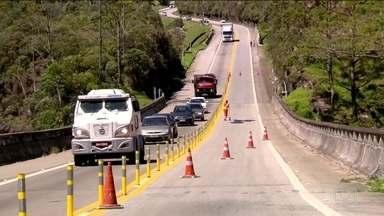 Investimentos em vias federais de gestão privada ficaram parados em 2016 e em 2017 - De acordo com o Tribunal de Contas da União, há trechos de rodovias que não receberam nada para obras nesse período.