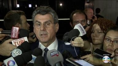 Marco Aurélio, do STF, manda arquivar inquérito sobre Jucá por prescrição de prazo - O senador era investigado por desvio de dinheiro público em obras no município de Cantá, em Roraima.