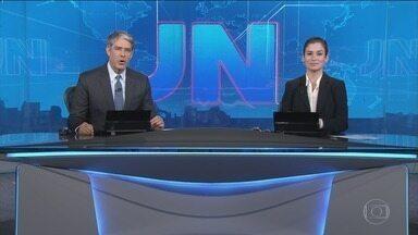 Jornal Nacional - Íntegra 05 Fevereiro 2018 - As principais notícias do Brasil e do mundo, com apresentação de William Bonner e Renata Vasconcellos.