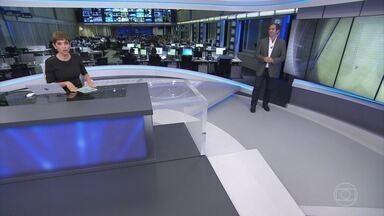 Jornal da Globo - Edição de Segunda-feira, 05/02/2018 - As notícias do dia com a análise de comentaristas, espaço para a crônica e opinião.