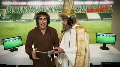 Futebol dos Santos - Uma partida pra quem tem fé na vitória