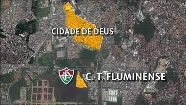 Fluminense cancela treino devido à operação de forças de segurança na Cidade de Deus - Fluminense cancela treino devido à operação de forças de segurança na Cidade de Deus