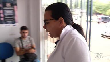 Ex-namorada de médico suspeito de matar professora presta depoimento pela terceira vez - Ex-namorada de médico suspeito de matar professora presta depoimento pela terceira vez