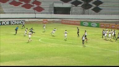 Confira os lances de Santa Cruz 3 x 0 Treze - Essa foi a segunda derrota do Galo em dois jogos na Copa do Nordeste.